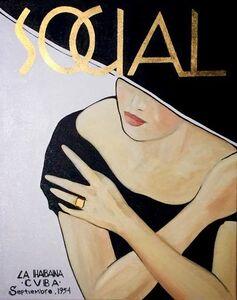 SOCIAL : Septiembre 1954