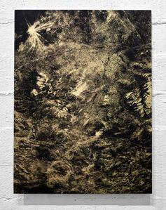 Landscape Study III (Duotone Gold)