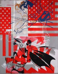 All American Heroes: Superman & Batman