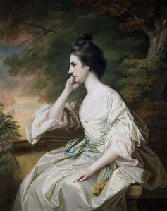 Portrait of Miss Anne Dutton