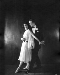 Adele and Fred Astaire