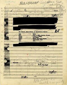Part File Score II