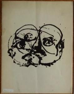 """Jackson Pollock"" 1951 Exhibition Catalogue, Betty Parsons"