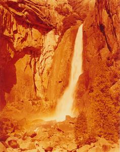 Lower Yosemite Falls, Yosemite, California