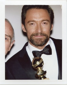 Golden Globe Polaroids