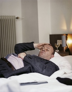 Martin Kippenberger, Köln (Hotel Chelsea I)