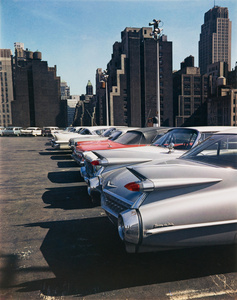 Car Park, New York