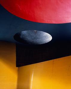 La Tourette - Canons de lumière (Architecture by Le Corbusier)