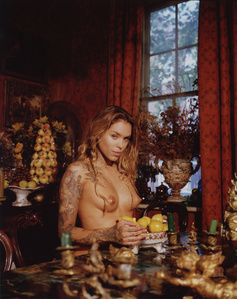 Arabella Drummond. Pirat and Fire Artist