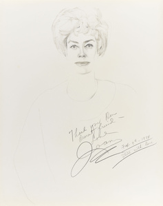 Joan Crawford, 9 February 74