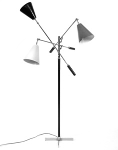 Three Arm Floor Lamp