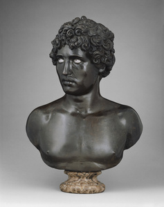 Bust of a Young Man