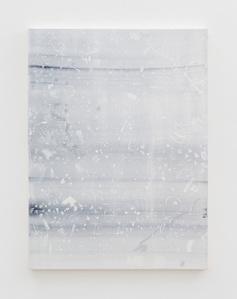 Pasaporte: white on blue