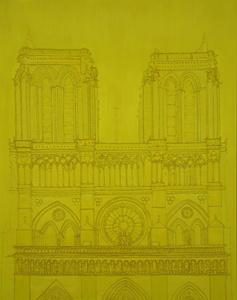 Notre Dame de Paris 巴黎圣母院