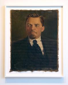 Lenin as Frank Wheeler in Revolutionary Road