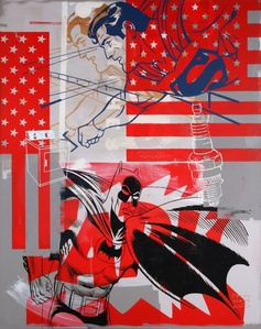 All American Heroes: Superman & Batman