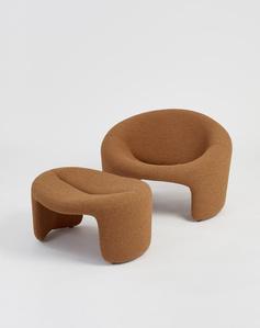 Montreal Chair & Ottoman