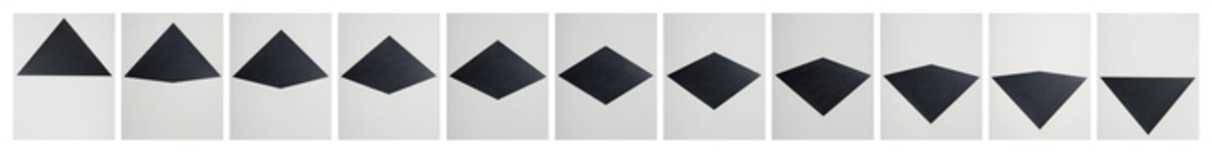 Estudio sobre triángulo (inversión 2)