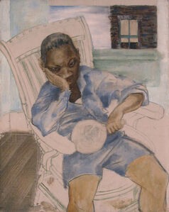 Untitled (Portrait of Boy)