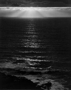 Sundown, the Pacific, near Carmel, California