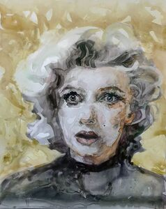 """""""I've spent most of my life running away from myself."""" -- Marilyn Monroe"""