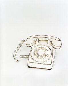 Representation #38 (Telephone)