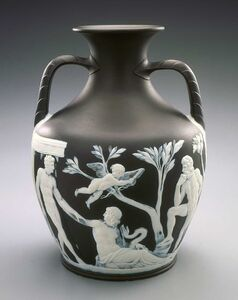 Copy of Portland vase