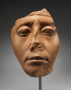 Face of Senwosret III