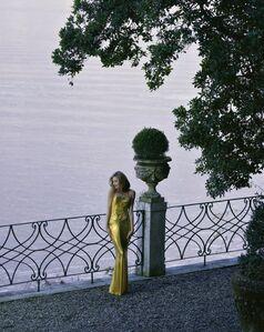 Carla Bruni en Gianni Versace