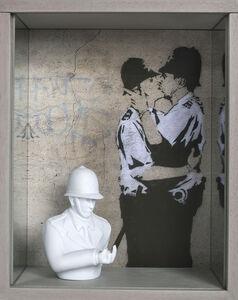 Banksy-Police
