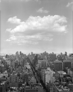 Clouds #5, New York City