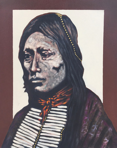 Warrior Poet - Kiowa/Apache
