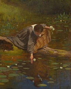 Gathering Lilies