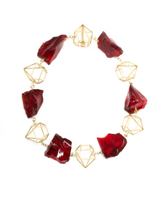 Collier Rouge 2