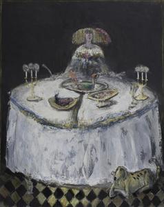 Le repas de la ménine