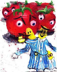 Untitled (tomatoes & bananas)