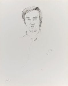 ED RUSCHA, 25 NOVEMBER 69