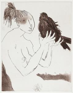 Women with Birds II
