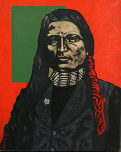Red Sleeve  - Lakota