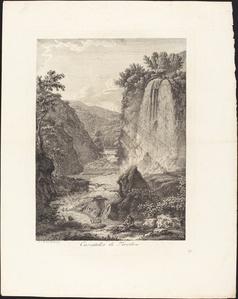 Cascatella di Tivoli