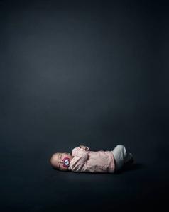 Tima, 5 weeks old, Stateless, Amsterdam