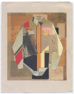 Untitled (Exposition Schwitters)