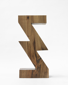 Sculpture Object 43: ZigZag Division
