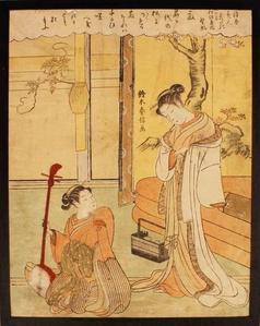 Wisteria: Nokaze of the Matsuzakaya in the Southern Direction (Japan)