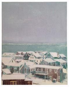 Provincetown Snow