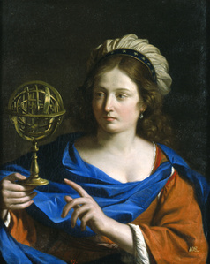 Personification of Astrology