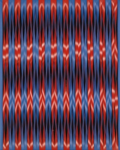 Twisting Stripes  (Torsion Mobilo-Static)