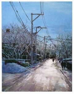 Commercial Street Winter