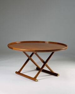 """Occasional table """"Egyptian table"""""""