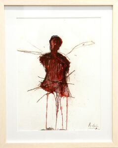 Antonia (framed)